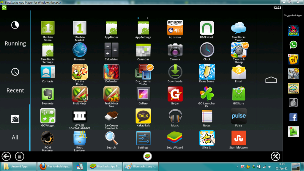 Android Emulator For 1Gb Ram Mobile - strongwindmet